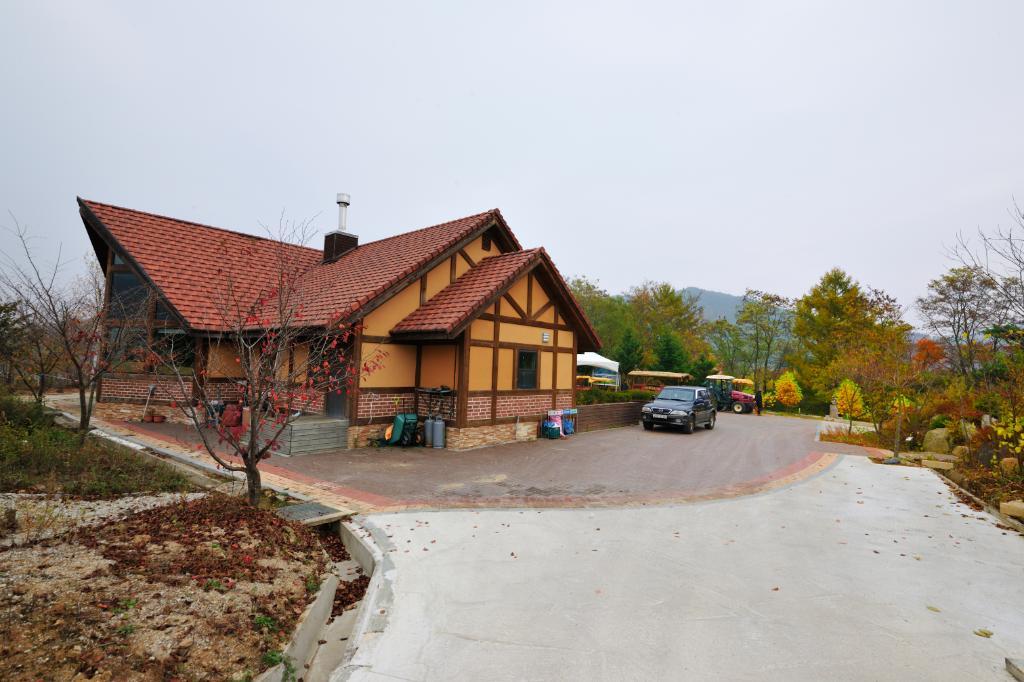 백두대간약초마을