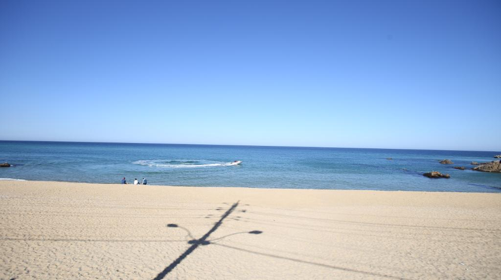 정동진해변
