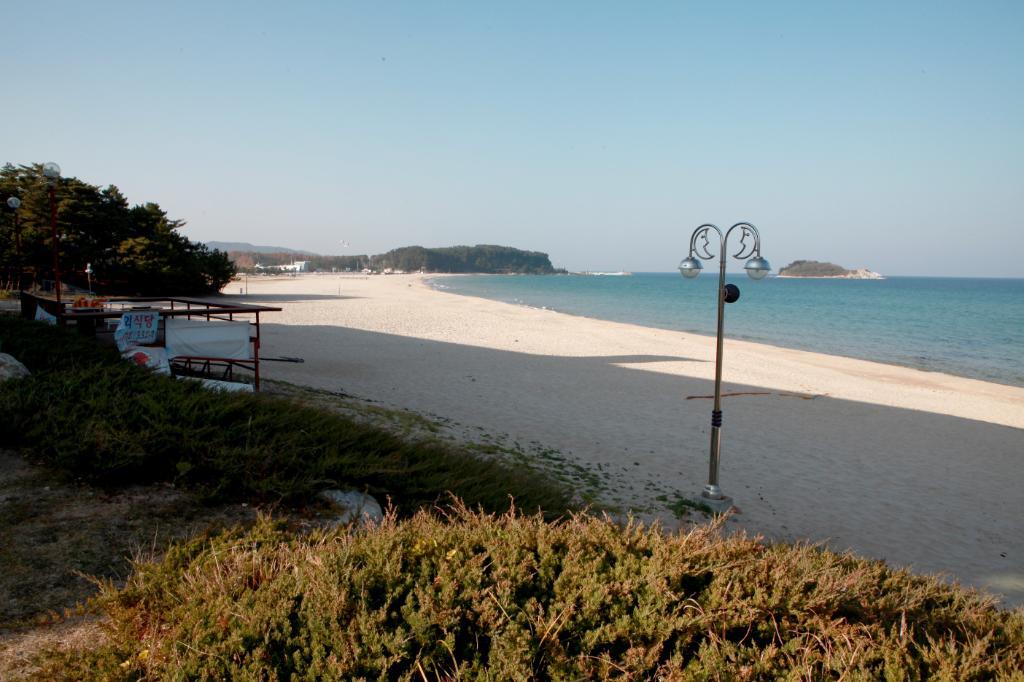화진포해변