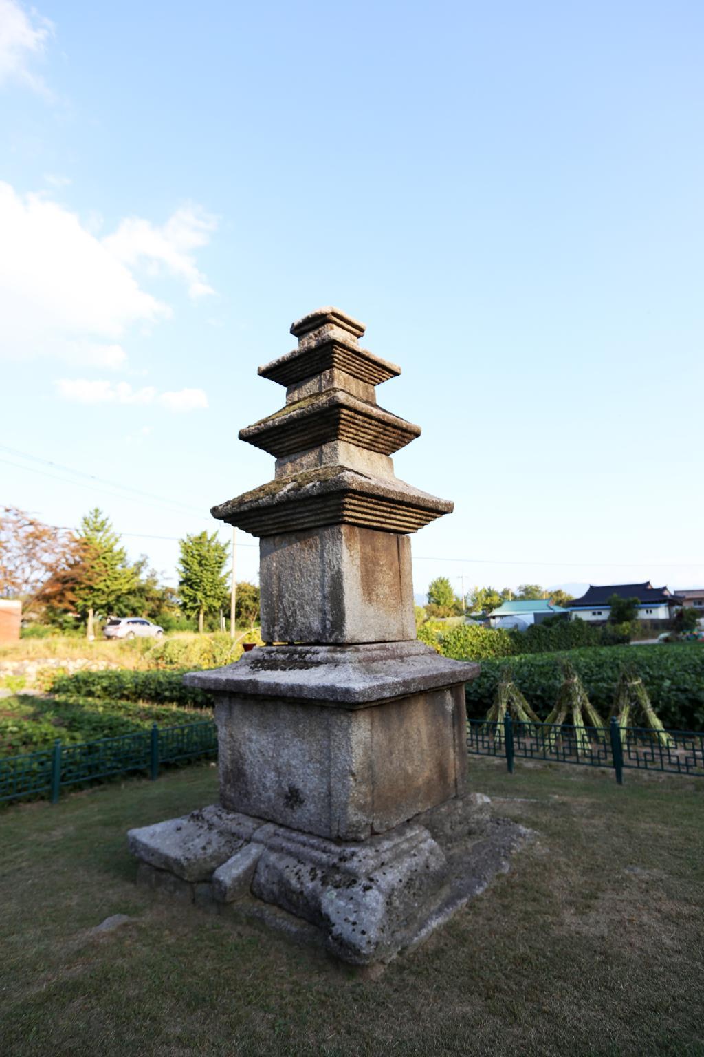서상리삼층석탑
