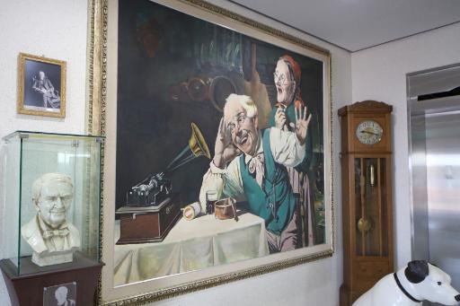 참소리 축음기·에디슨 과학박물관 2