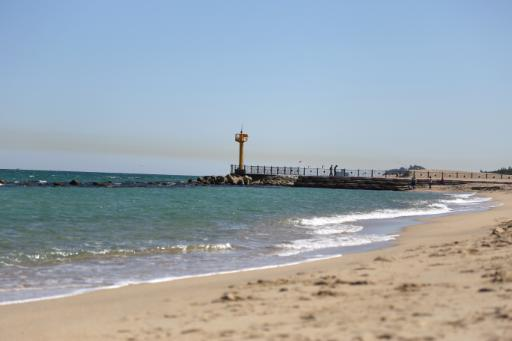 강문해변 4