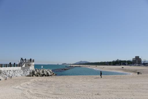 강문해변 5