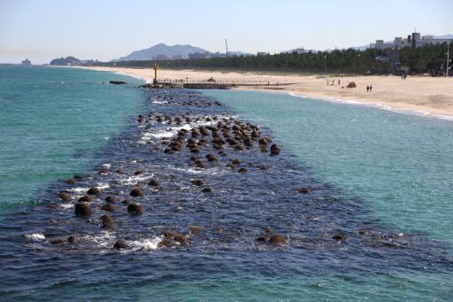 강문해변 6