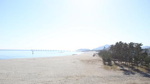 남항진해변