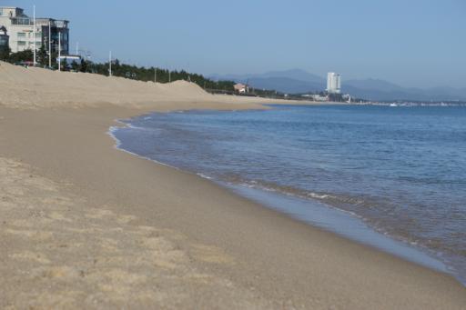 안목해변 5
