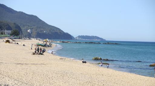 정동진해변 5