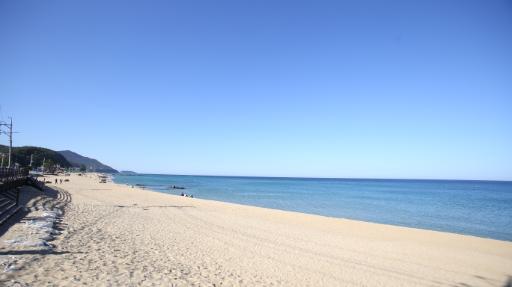 정동진해변 7