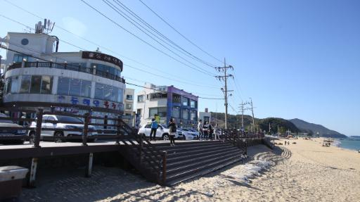 정동진해변 8