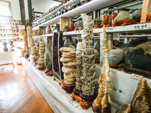 소금강 돌박물관 7