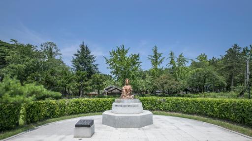 허균·허난설헌 기념공원